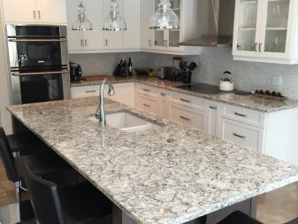 Quartz Bellingham counters