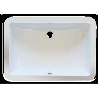 B606 Porcelain Vanity Bowl_Bristol Sinks_Bella_Marble