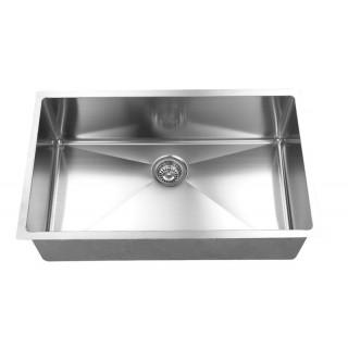 B912 Undermount Sink with 15mil Radius Corners_Bristol Sinks_Bella_Marble
