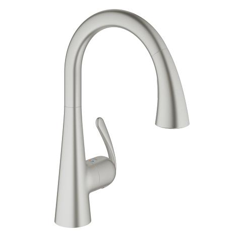 Ladylux3 Kitchen Faucet with Foot Control -